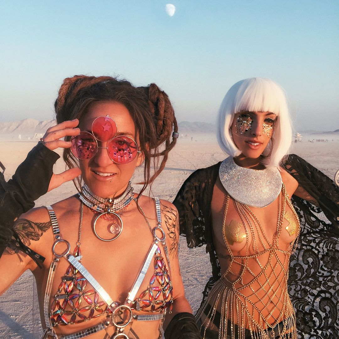 Burning man bisexual