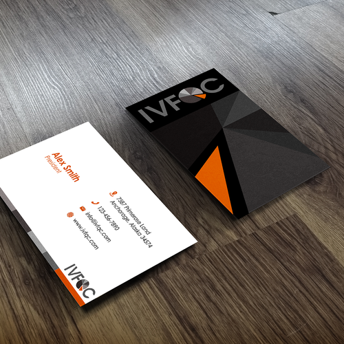 Create a clean contemporary business card for our app ivfqc our create a clean contemporary business card for our app ivfqc our product is reheart Gallery