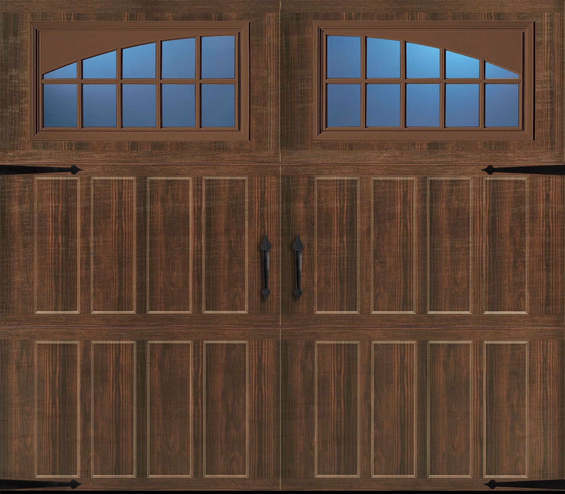 "Amarr Garage doors through Costco.com ""Hampton door, Seine ..."