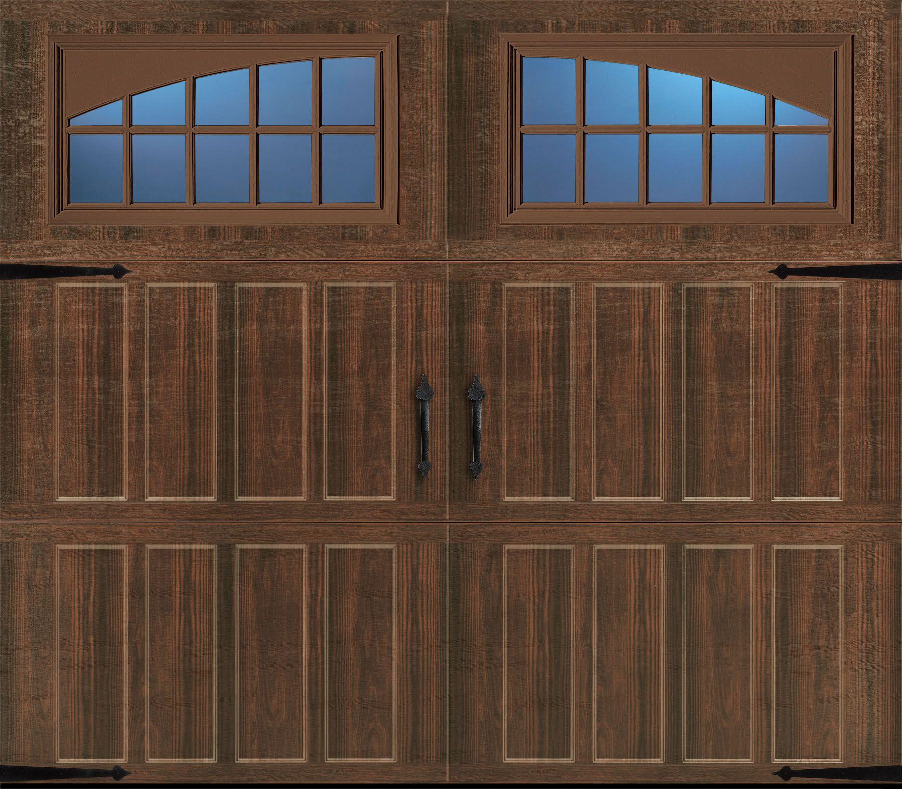 Amarr Garage Doors Through Costco Com Hampton Door Seine Windows Walnut Color Classica 1000 And Blue Ridge 11 Handle Garage Doors Garage Door Design Doors
