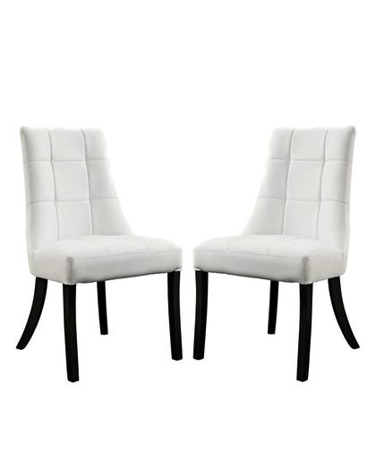 Noblesse dining chairs (set of 2) -,child friendly furniture on redsoledmomma.con
