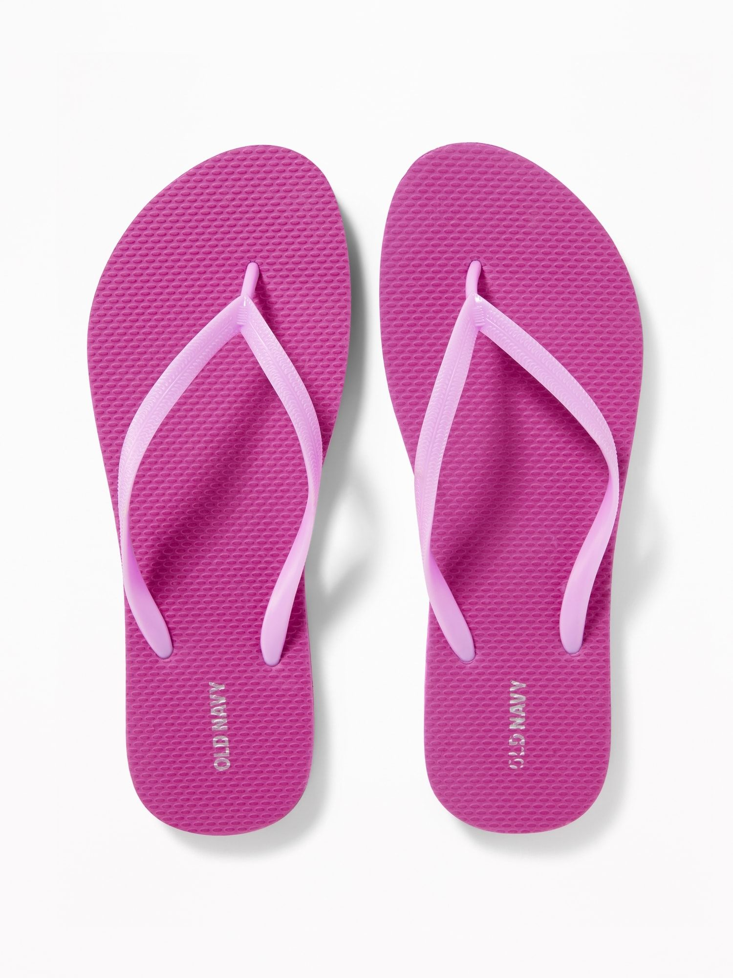 Pop Color Flip Flops For Women In 2020 Flip Flop Pop Schuhe
