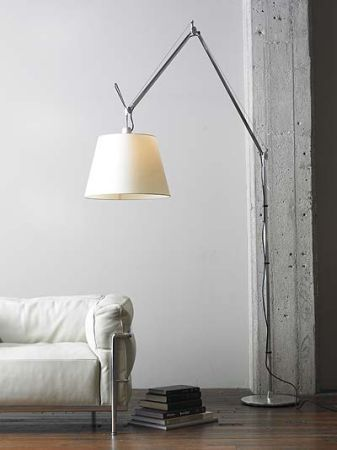 Tolomeo Mega Floor Lamp This Is The One I Am Going To Get Lampen Woonkamer Vloerlamp Vloerlampen Woonkamer