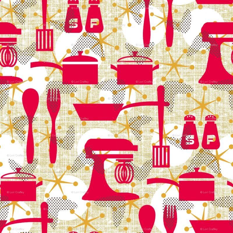 Vintage Kitchen Wallpaper Check More At Rapflava 8257