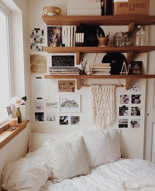 Like  typical teenager my bedroom is home redid the back wall of bed so it   cleaner and tidied up does anyone have any tips organizing also best decor images in rh pinterest