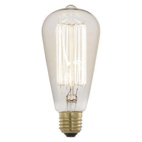 Ampoule Filament Incandescente 60w E27 2700k Eglo Lighting