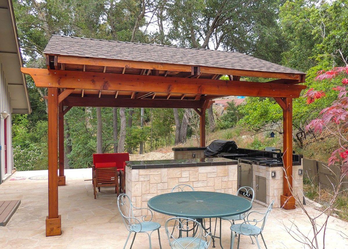 25++ Outdoor kitchen designs with pergolas information