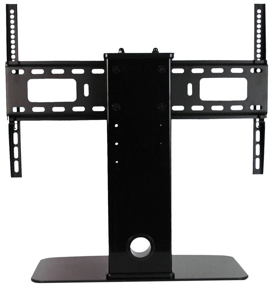 New Universal Tv Stand Pedestal Base Fits Most 32 60 Panasonic  # Meuble Tv Audio Video