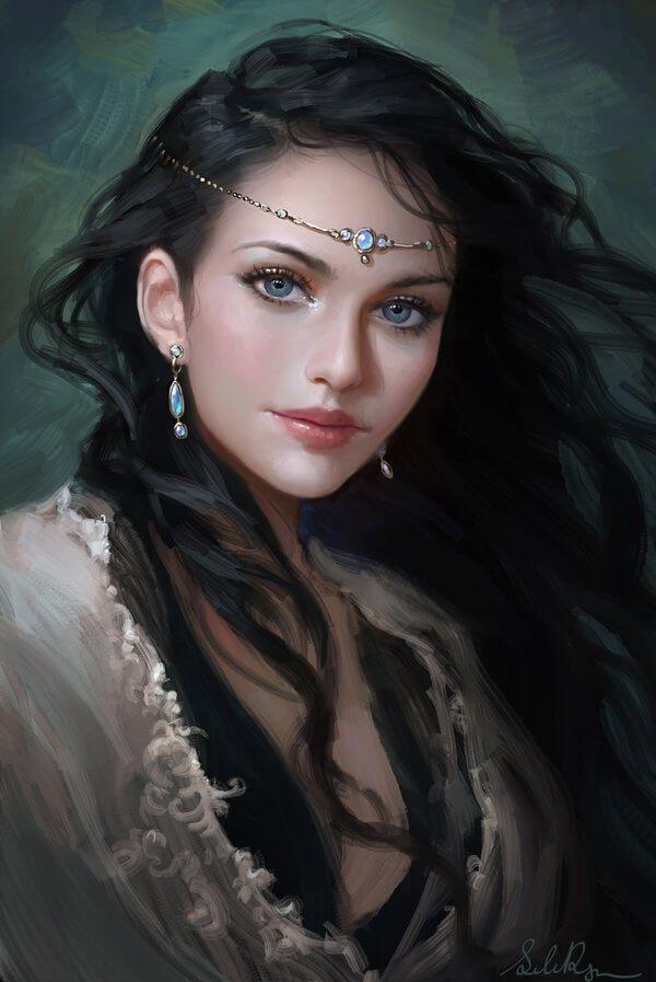 Female Digital Portraits14
