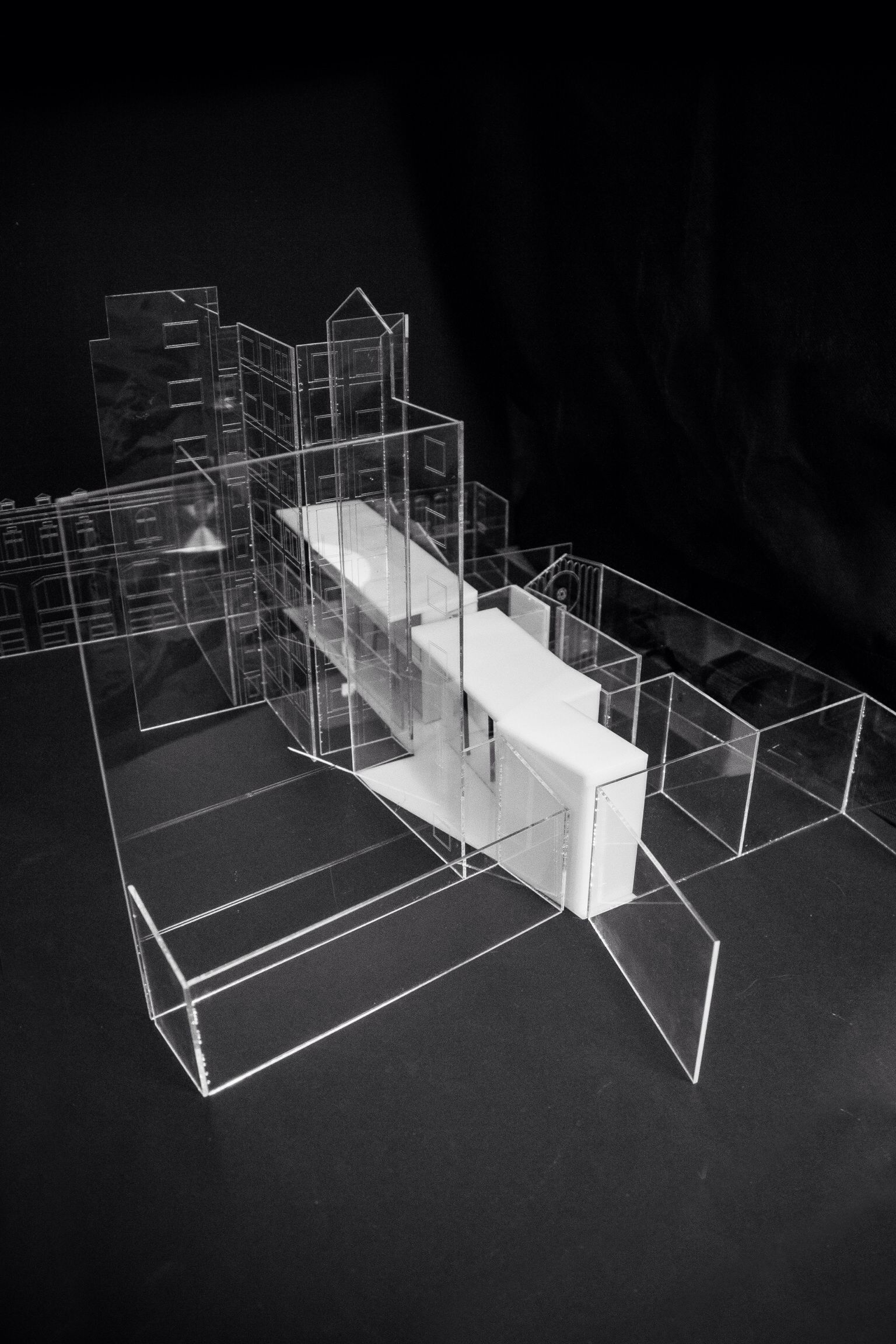 Architectural model - Patty Piturlea
