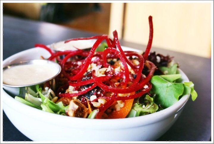 An epic look at portlands 21 favorite vegan dishes
