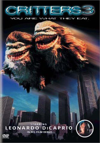 Critters 3: You Are What They Eat DVD