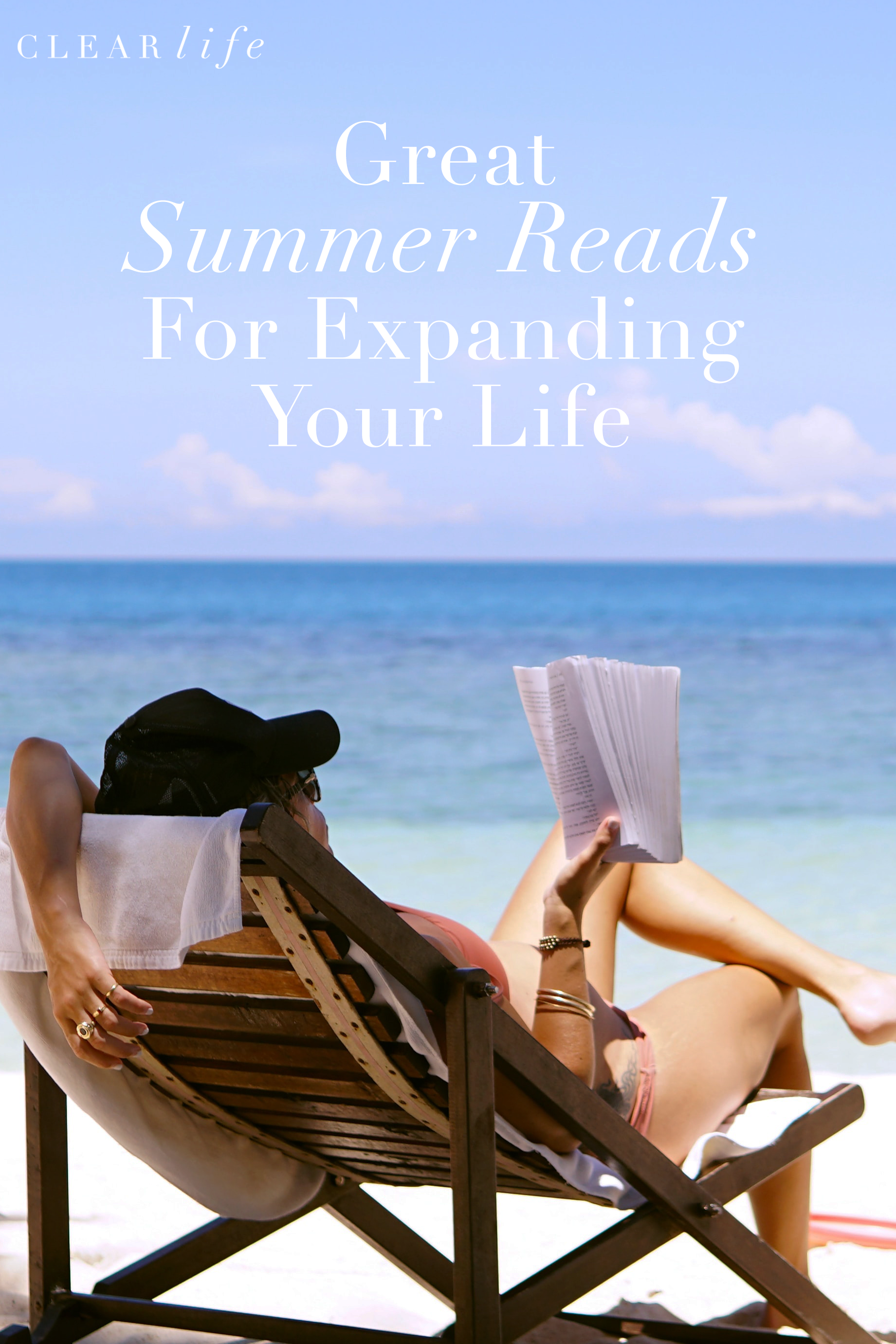 Whether You Ll Be Lounging At The Beach Or Poolside During Your Next Vacation You Ll Need A Good Book Summer Reading Best Summer Reads Highly Effective People