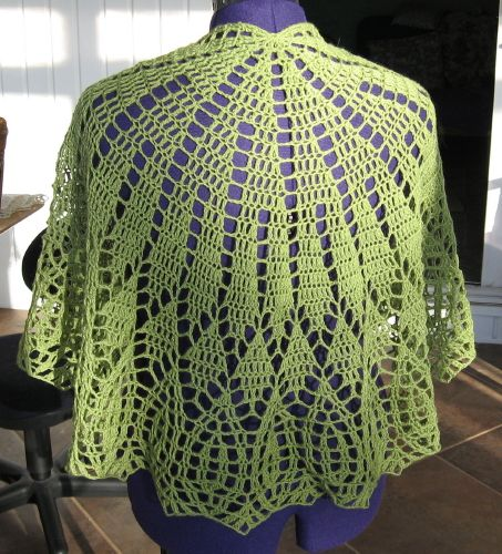 Easy Crochet Shawl Patterns | this is an intermediate crochet ...