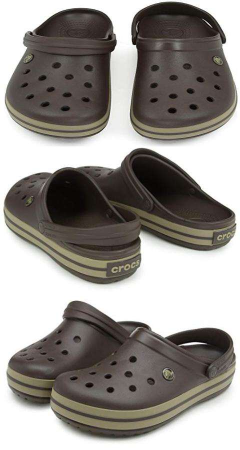 promo code eab74 c9156 crocs #Damen #Crocband U #Pantoletten #Obermaterial: #Gummi ...