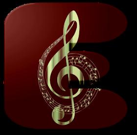 Alphabets By Monica Michielin Alfabeto De Clave De Sol Png Treble Clef Alphabet Png Alphabet Music Notes