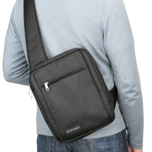Mens Kensington Sling Bag for iPad 4/3/2/1, MicroSoft Surface and ...