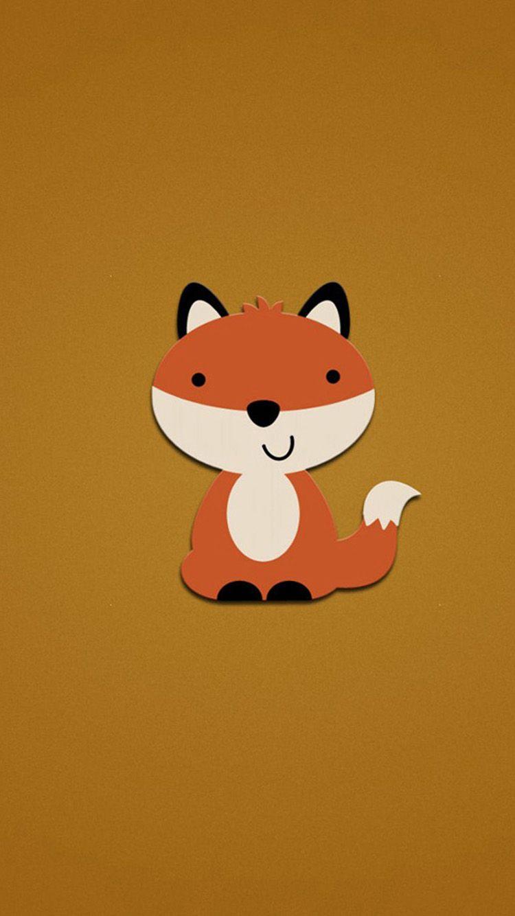 Cute fox iPhone 6 Wallpapers wallpaper iphone 6