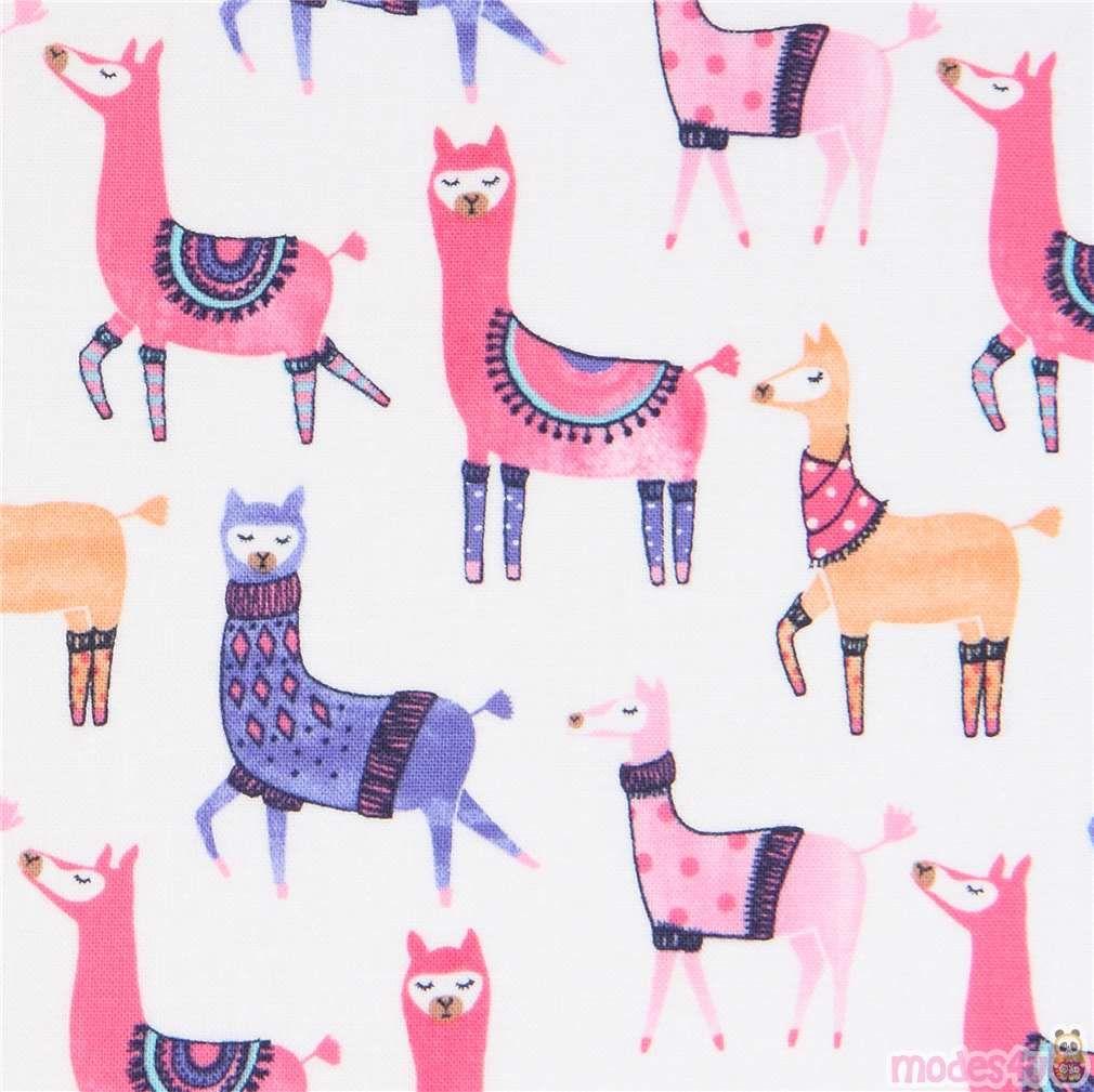 Timeless Treasures Fabric Cats Unicorns /& Rainbows Pink HALF METRE
