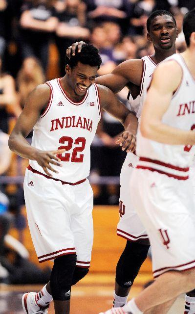 Stan And Noah Basketball Photos Indiana Hoosiers Basketball Hoosiers Basketball