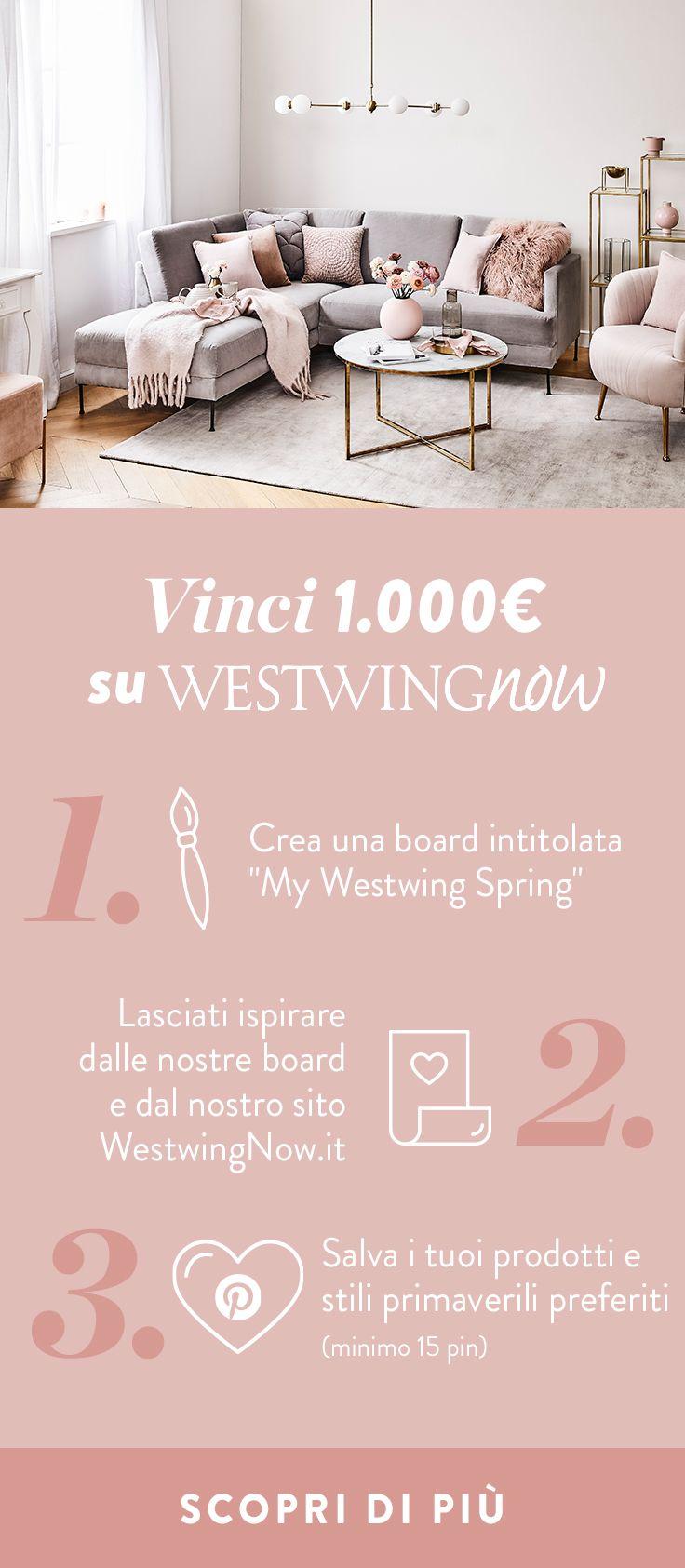 15 Trucchi Per Una Stanza Piu Grande Vinci 1000 Su Westwingnow Nel 2020 Idea Di Decorazione Articoli Per La Casa Ispirare