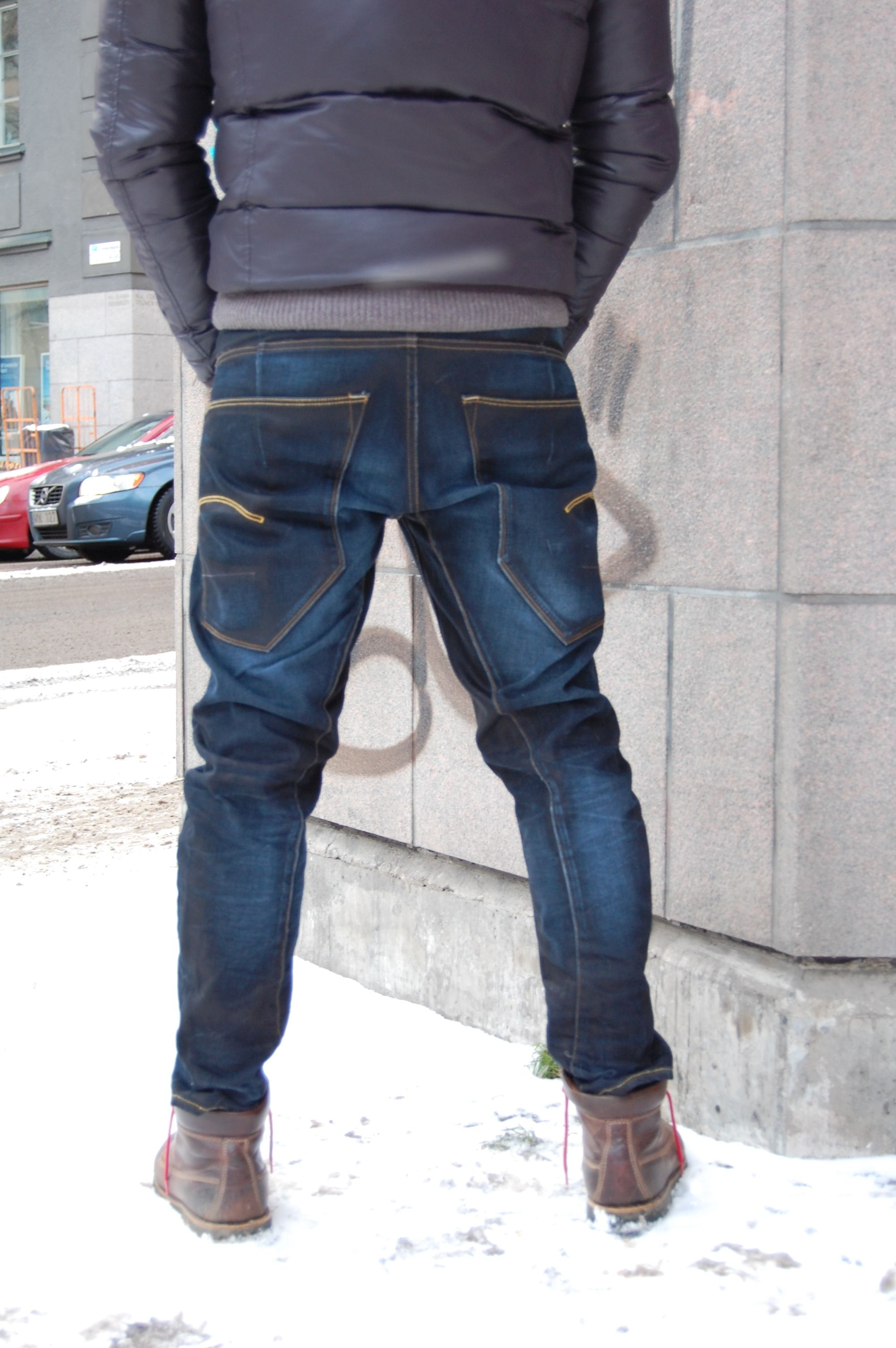 G-Star Raw Type C 3D Loose Tapered Review - Denimology