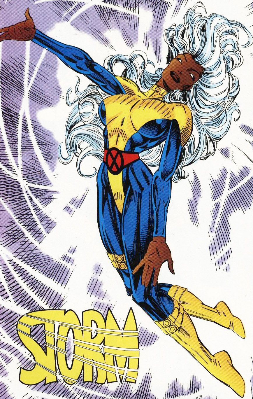 Ororo Munroe Earth 616 Gallery Storm Marvel Comic Art Marvel Superheroes