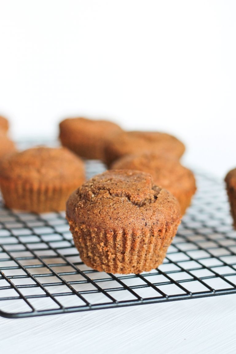 Glutenfree pumpkin spice latte muffins recipe gluten