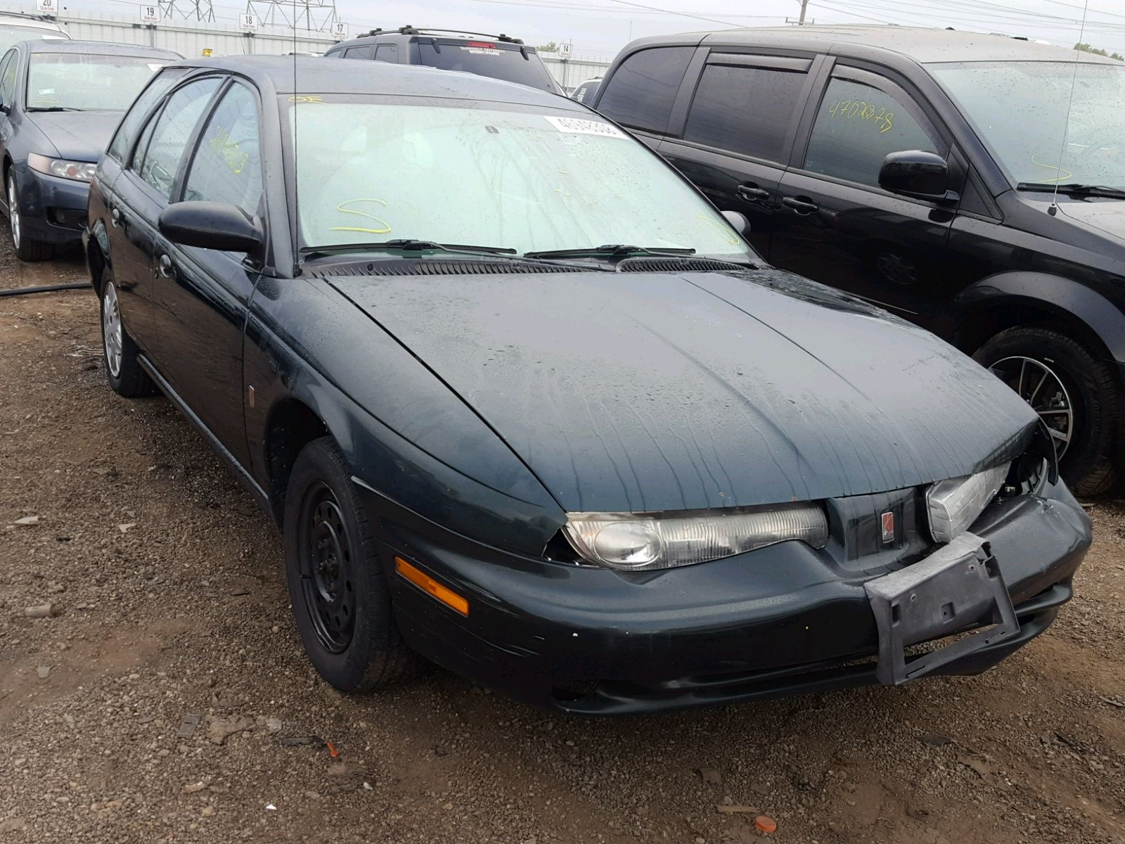 Damaged Cars For Sale Near Me Awesome Damaged Saturn S Series Car For Sale And Auction Damaged Cars For Sale Cars For Sale Damaged Cars