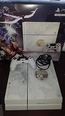 Playstation 4 Limited Edition Destiny Console https://t.co/xIIwSgA8RD https://t.co/vO21CNiSoa