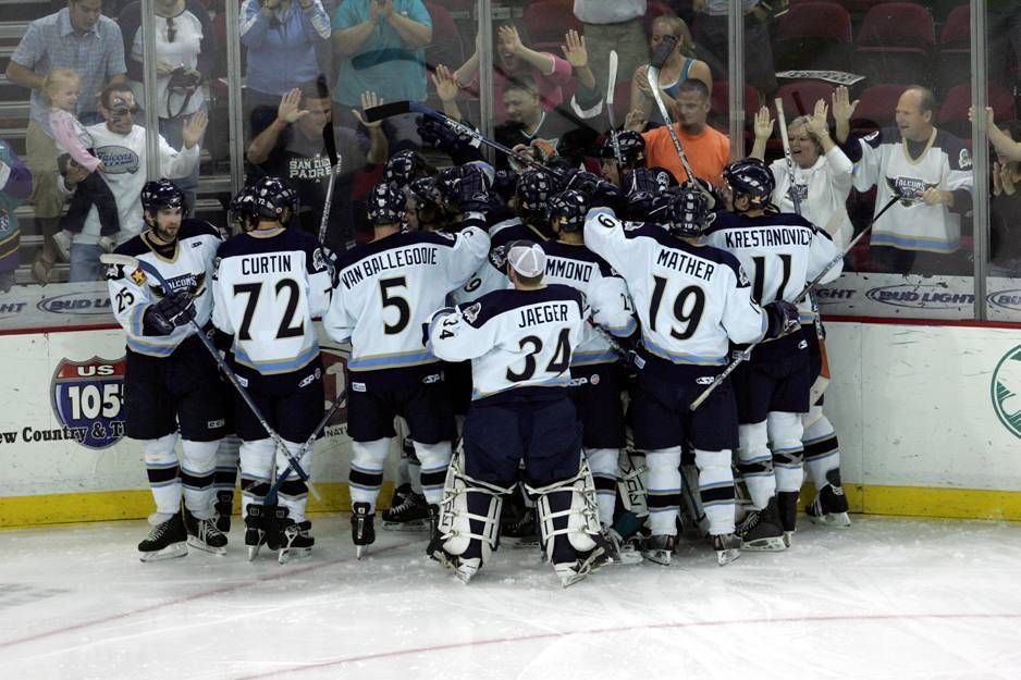 Fresno Falcons Standard Home Whites In 2007 Hockey Jersey Sports Fresno