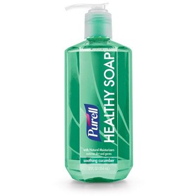 Purell Home Wellness Kit Hand Sanitizer Soap Natural
