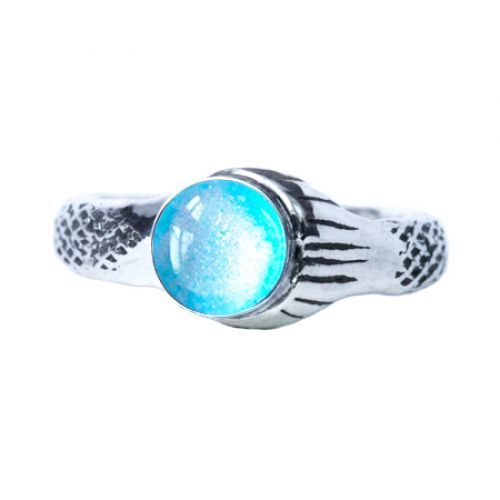 Mako Mermaid Tail Ring in Sterling Silver | I Need This ...