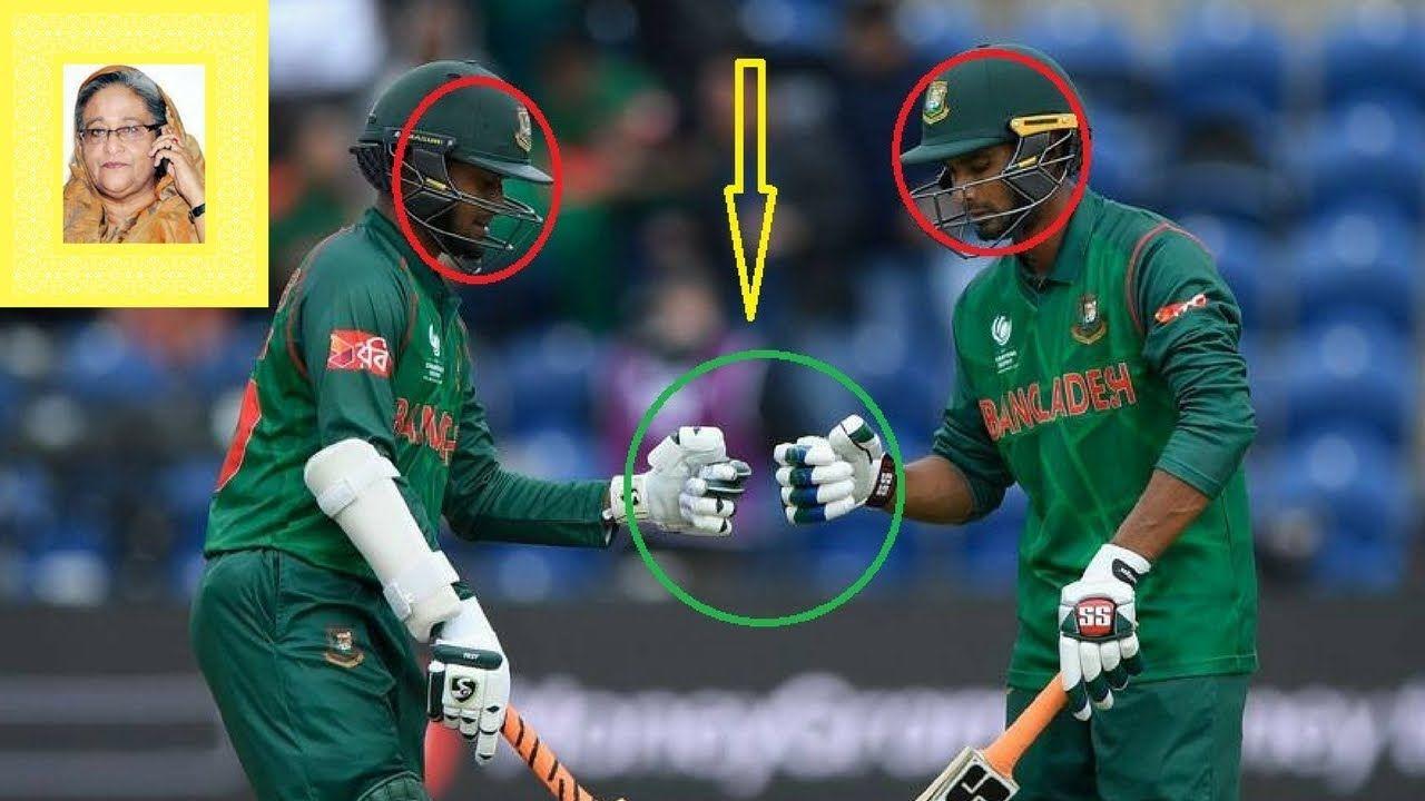 সাকিবমাহমুদউল্লাহকে শেখ হাসিনার ফোনকল!Bangla News365