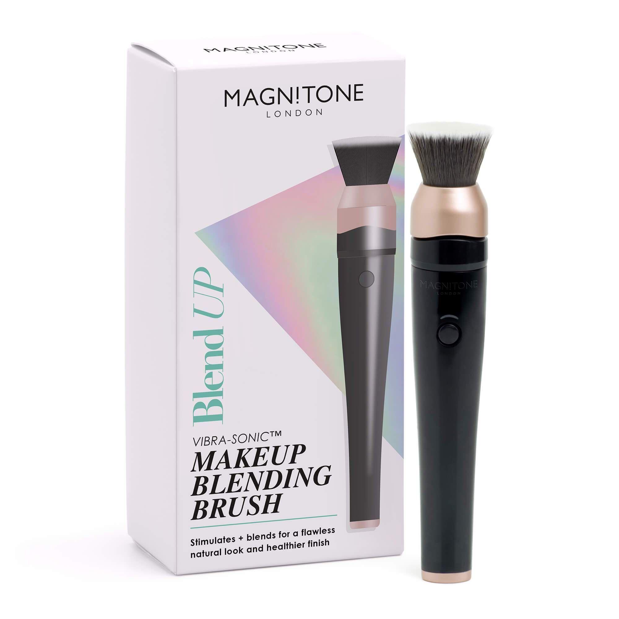 BlendUp VibraSonic™ Makeup Blending Brush Makeup