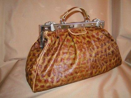 Баул черепаха. - коричневый,сумка женская,сумка из натуральной кожи,сумка ручной работы