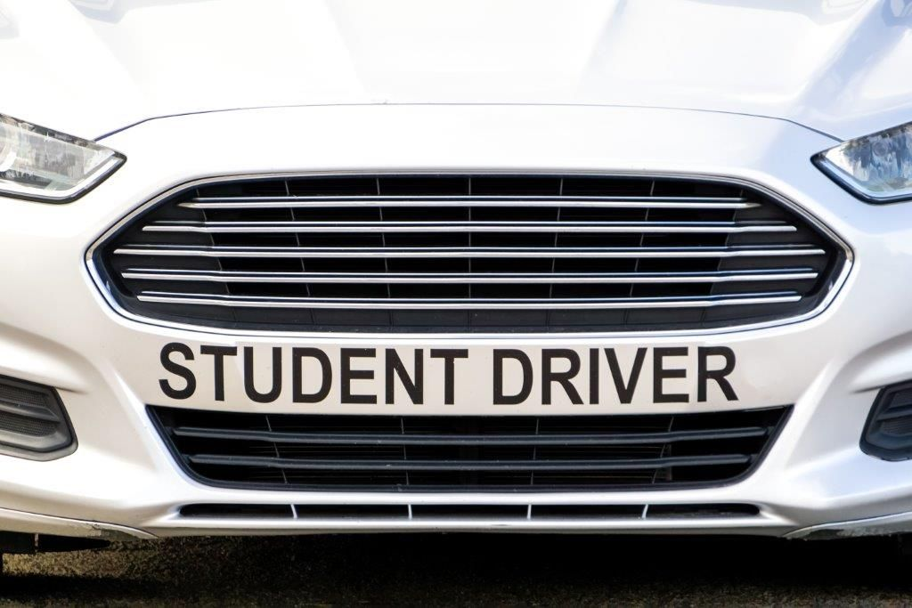 The Why Behind the What Student driver, Classroom