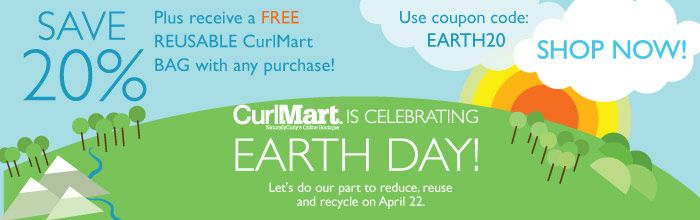 Earth Day Sale 20 Off Your Favorite Curly Hair Products Curly Hair Styles Curly Earth Day