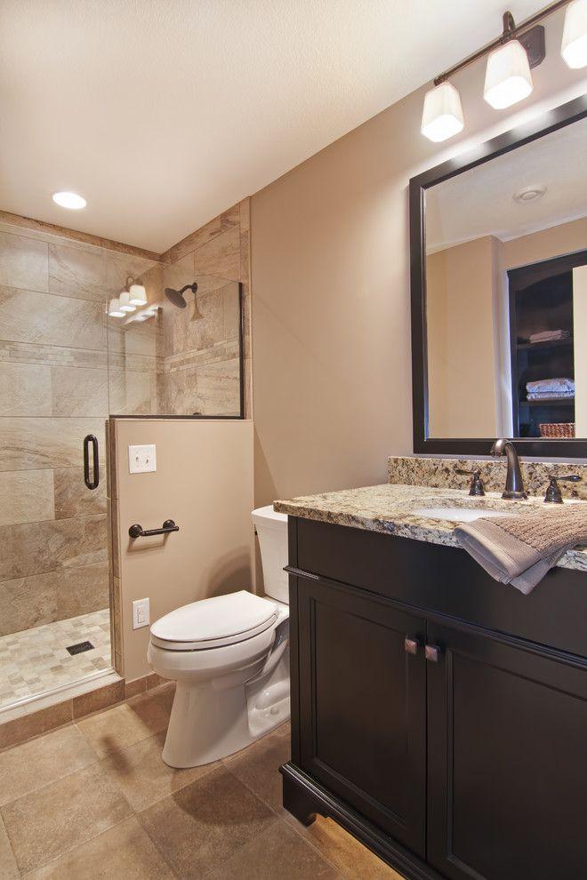 Basement Bathroom Design, How To Build A Bathroom In Your Basement