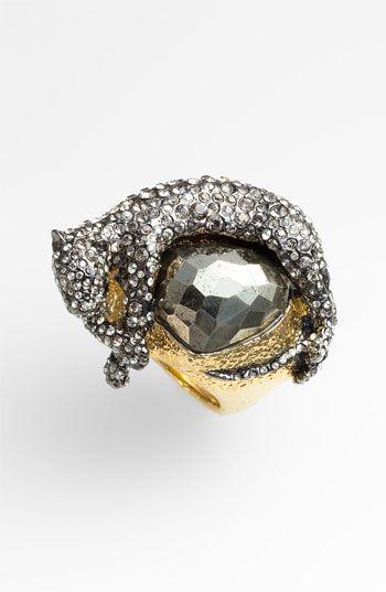 Alexis Bittar 'Elements - Siyabona' Panther Ring available ...
