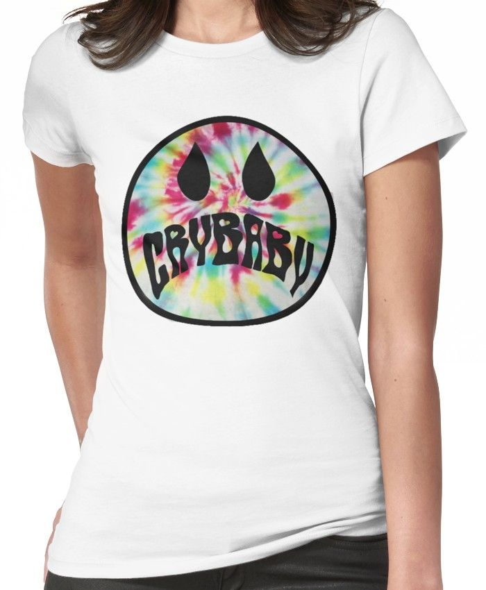 a7d32dc94 The Neighbourhood Tie Dye Cry Baby | Women's T-Shirt | Products | T ...