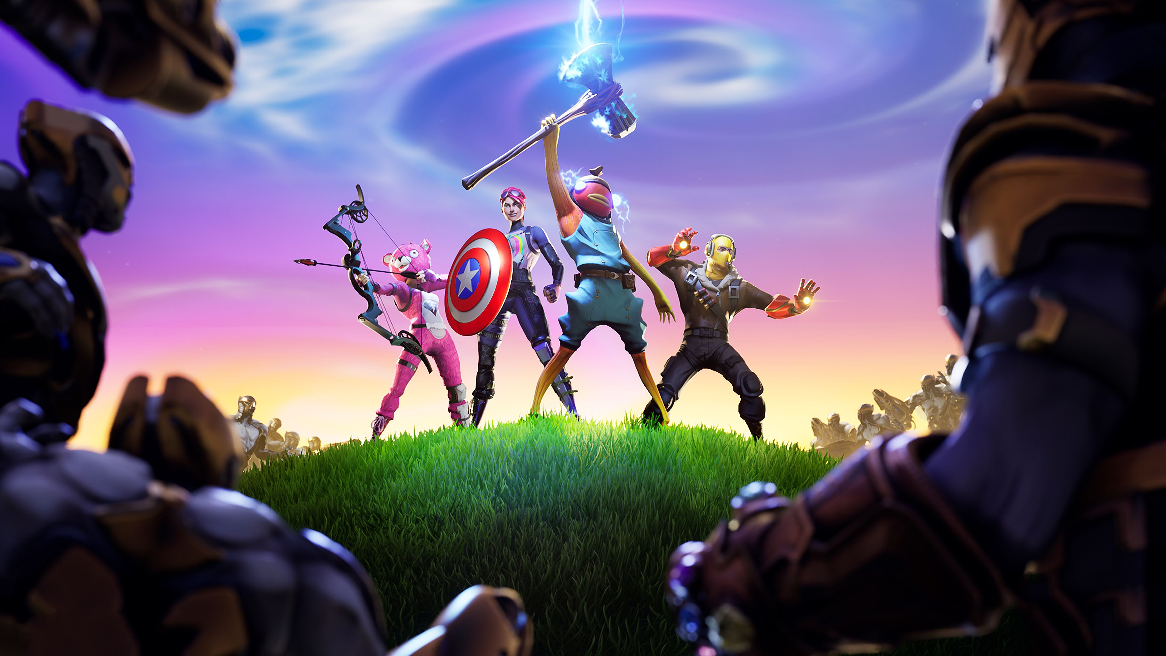 Fortnite X Avengers Superheroes Wallpapers Hd Wallpapers Fortnite Wallpapers Avengers Wallpapers 4k Wallpapers Avengers Pictures Avengers Fortnite