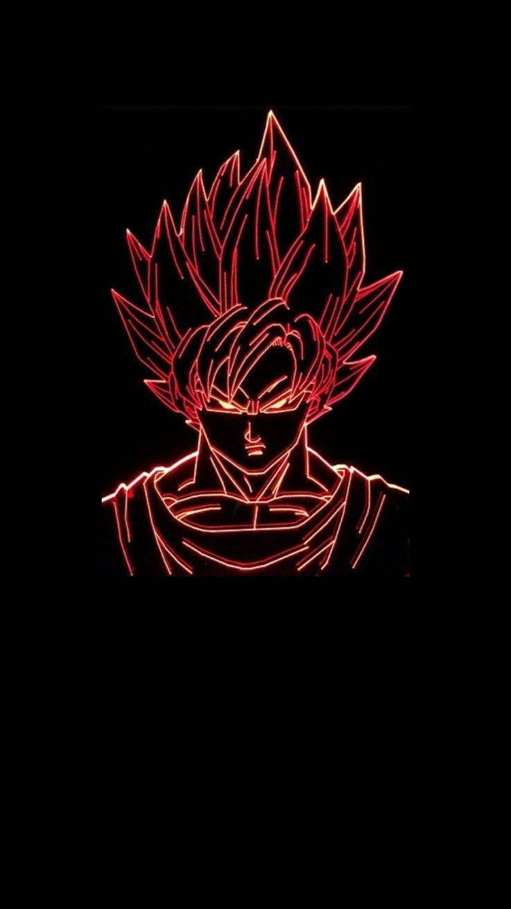 Black Wallpaper Dragon Ball
