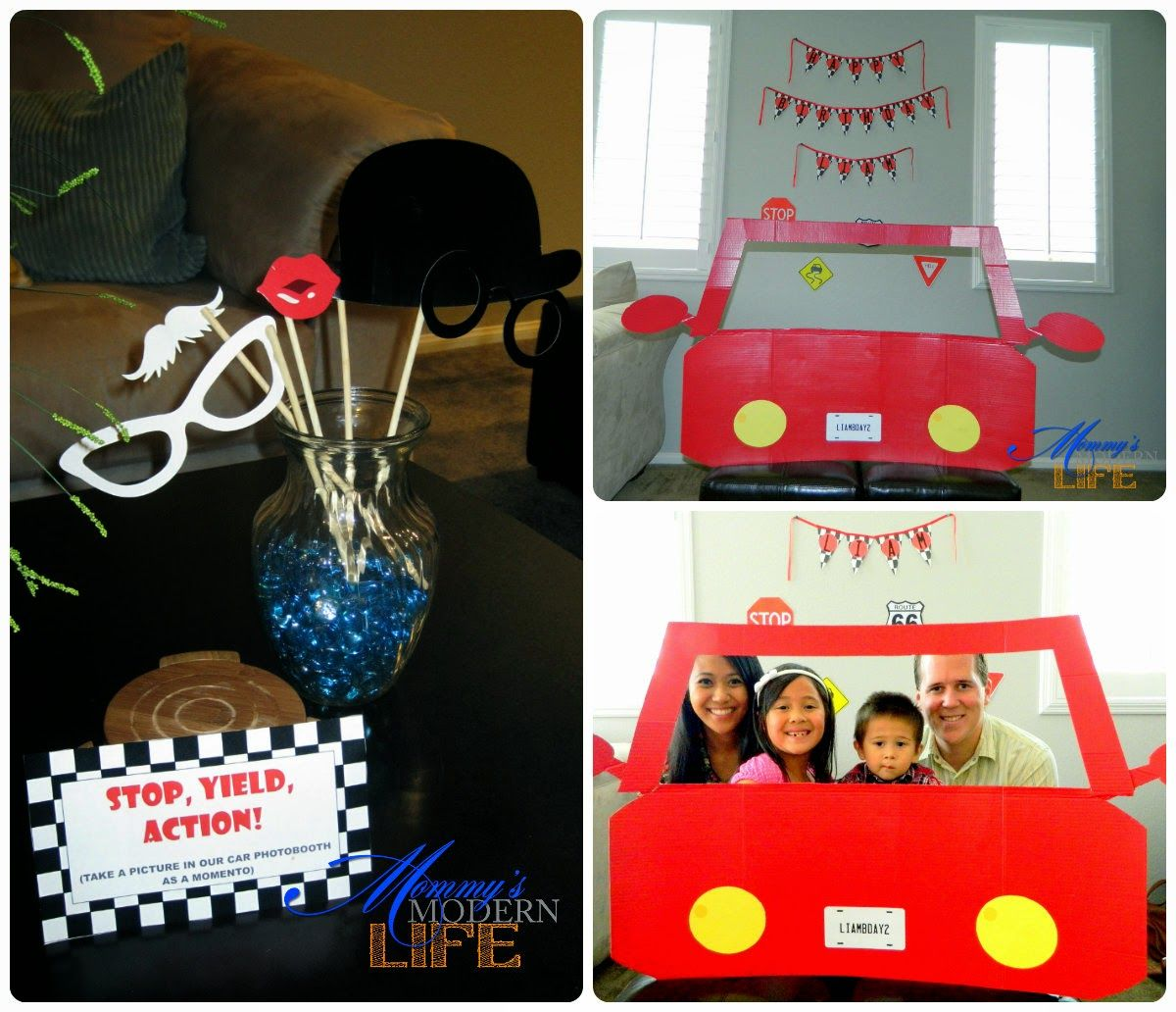 HowTo CarThemed Birthday Party on a Budget (With images
