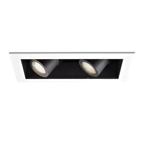 2 Light LED Precision Module Recessed Light