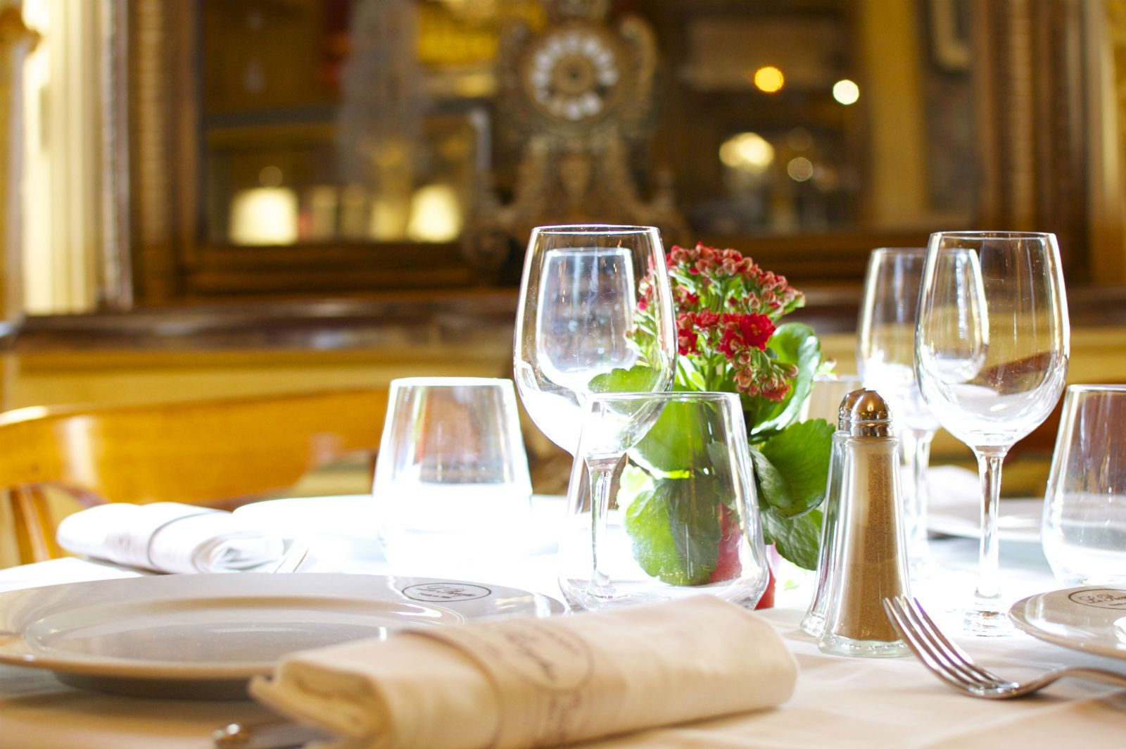 HiP Paris blog A Paris dining experience with a side of French