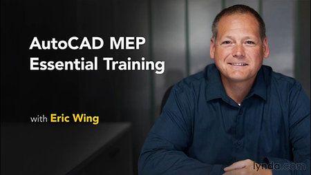 دورة AutoCAD MEP Essential Training   أرشيف الدروس   Autocad