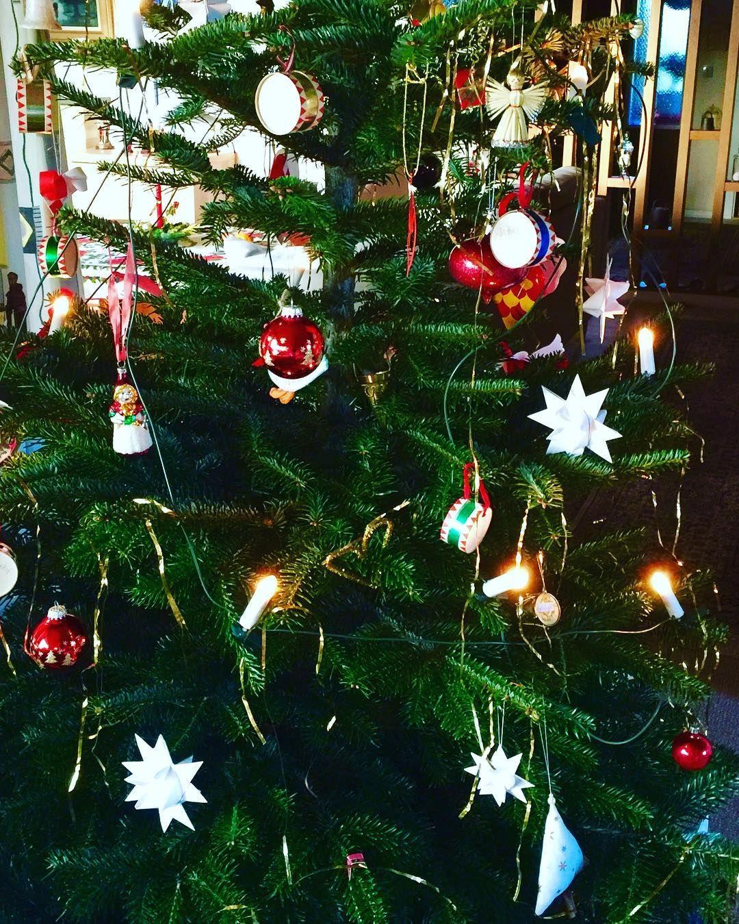 Så har Jule freden sænket sig - Glædelig Jul / Merry Christmas!