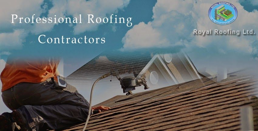 Expert or professional roofing contractor calgary