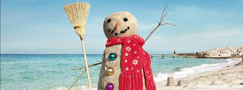 Top 10 Free Snowman Facebook Cover Timeline Photos   Beaches ...